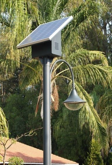 Lampadaires solaires LU-523