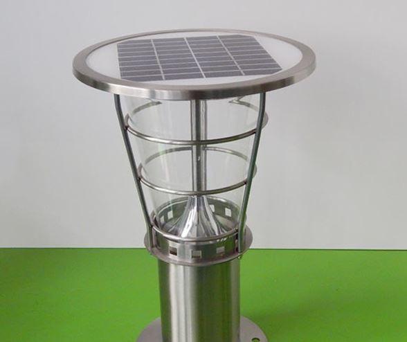 Lu 2602 lampes solaires de 38 220 cm pour clairage for Lampe solaire pour portail