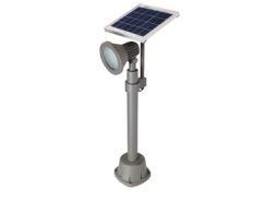 LU-CP07B - lampe solaire extérieur | Luciole FWI