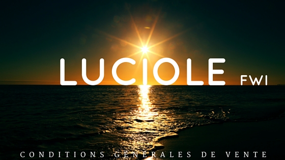 Luciole FWI - CGV
