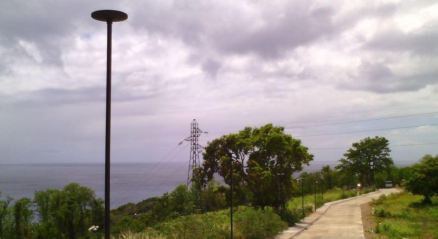 Lampadaires solaires LU-NM01